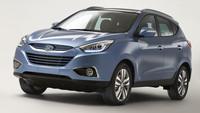 Nueva imagen y motores para el Hyundai ix35