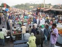 Una gallega en la India: Delhi y final del viaje