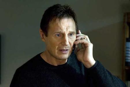 'Venganza', Liam Neeson con pistola y sin frenos