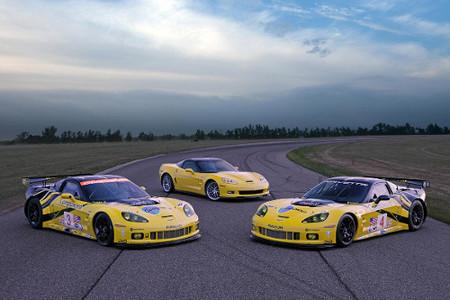 Se presenta y estrena en Mid-Ohio el nuevo Corvette C6.R GT2