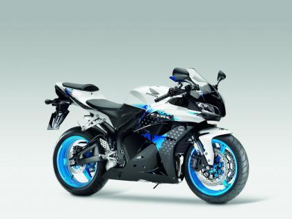 Novedades Honda para 2009, pequeños cambios en la CBR 600 y CBR 1000 RR