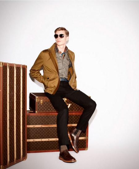 Louis Vuitton nos adelanta su próximo Otoño 2013 en clave aventurera y con mucho estilo
