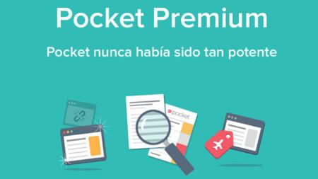 Pocket para Android estrena su servicio de suscripción Premium para añadir funciones extra