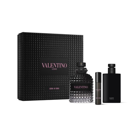 Valentino Fragrance Born In Roma Uomo Set 3 Products Set Compo