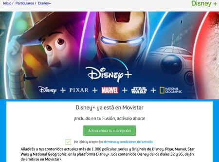 Movistar Disney+