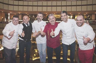 Volvemos a Platea, para celebrar con ellos el Día del Chef y la inauguración de su nueva coctelería