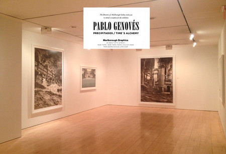 "Visitamos... ""Recent Photographs"" de Pablo Genovés en Marlborough Gallery NYC"