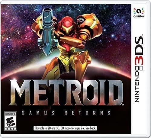 Metroid: Samus Returns para Nintendo 3DS (precio con Amazon Prime)