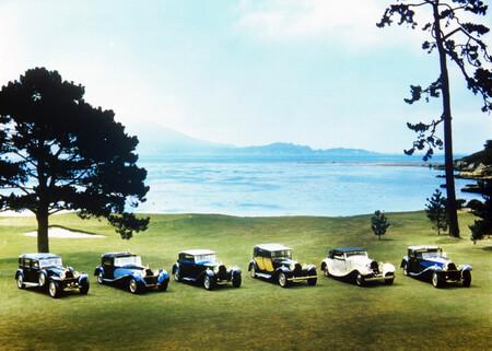 Bugatti Type 41: inmunidad diplomática para lucirse en Pebble Beach