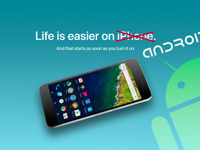La vida es mucho más fácil con Android: así puedes pasarte de iOS a Android