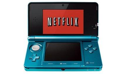 Netflix también llega a Nintendo 3DS
