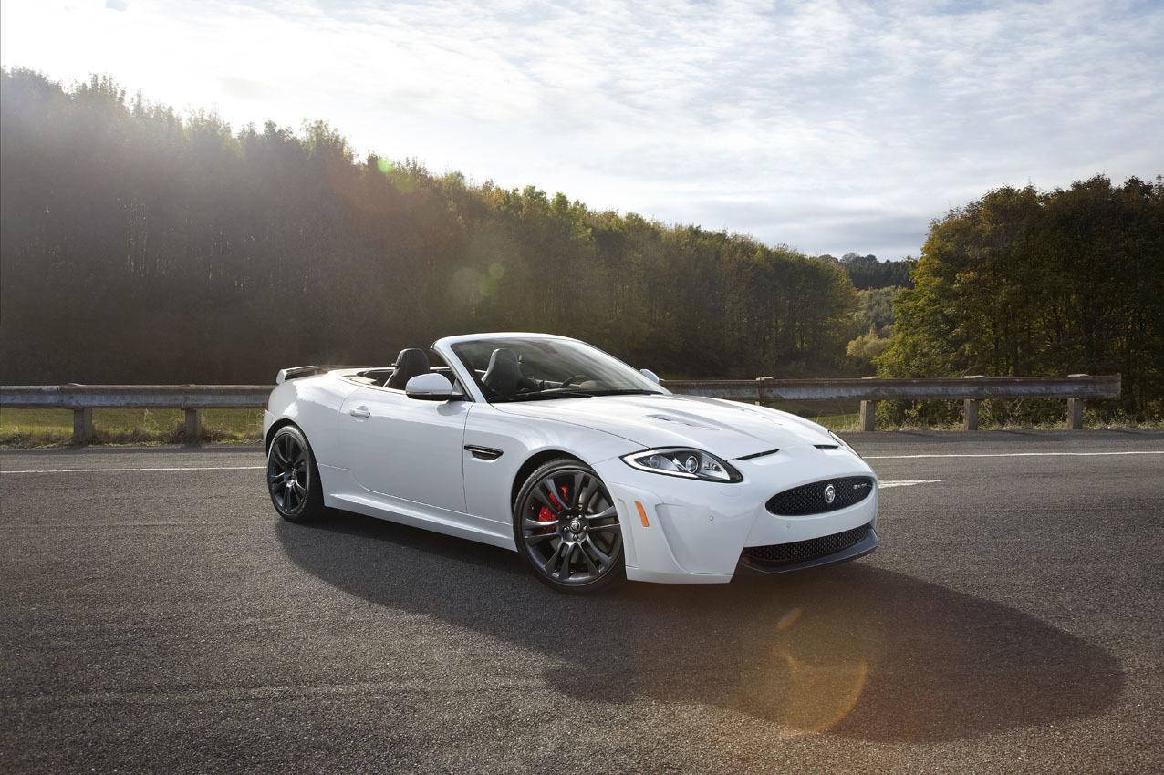 Foto de Jaguar XKR-S Convertible (7/12)