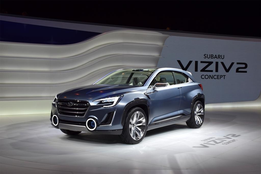 Foto de Subaru Viziv 2 Concept (5/9)