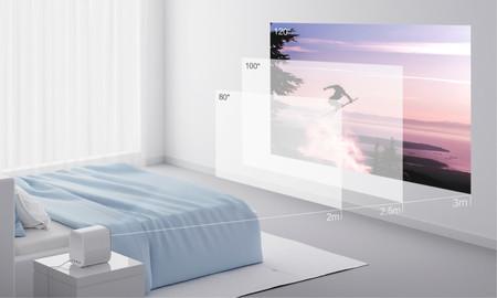 Xiaomi Mi Home Projector Lite 5