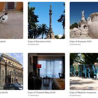 Cómo exportar algunos álbumes de Google Fotos con Google Takeout