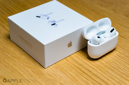 Chollazo en los AirPods Pro de Apple por 199,99 euros en AliExpress Plaza: auriculares inalámbricos con cancelación de ruido