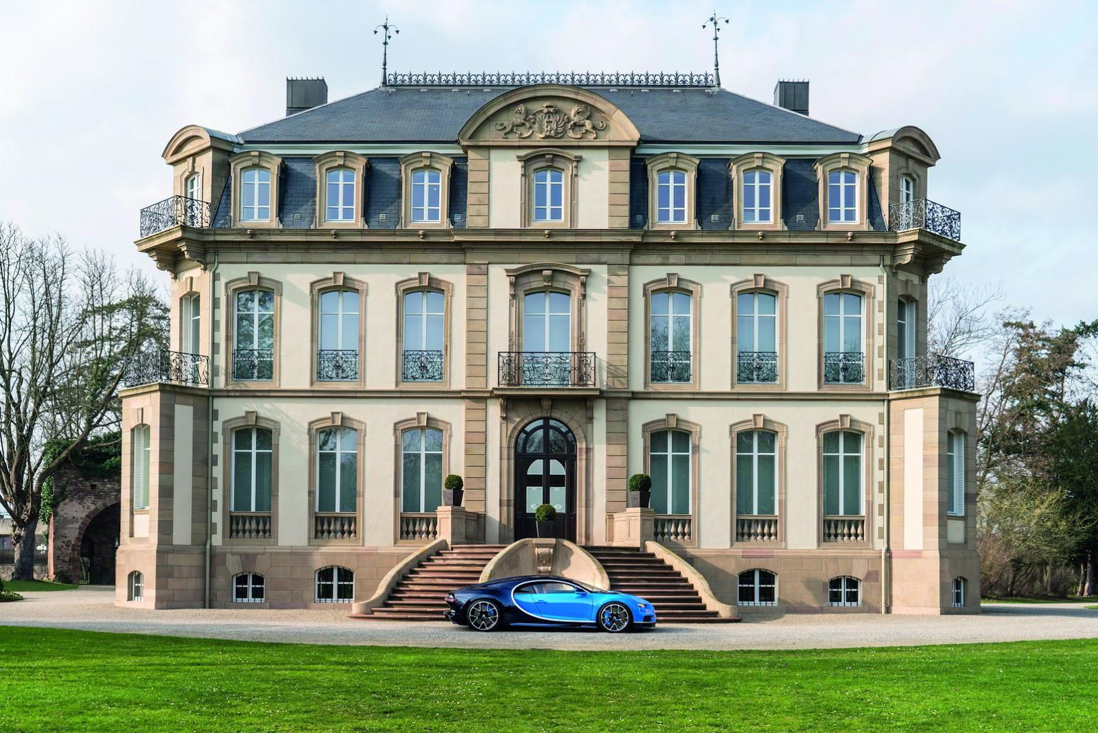 Foto de Bugatti Chiron (28/60)