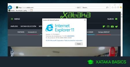 Cómo actualizar Internet Explorer