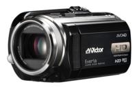 JVC Everio GZ-HD 30 y GZ-HD40