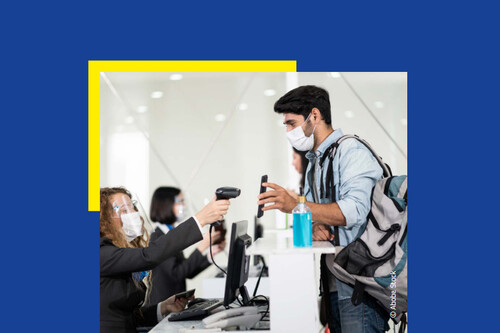 Cómo obtener el Certificado COVID Digital de la UE o pasaporte COVID en un móvil Android