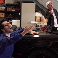 Un Mazda que corre mucho y JoaquinPA haciendo el Joaquin PA: así es la versión MTV Tunning de Wismichu