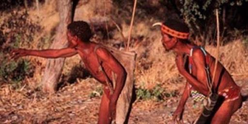 Científicamente hablando, las únicas personas que no son inmigrantes son algunos khoe-san en el sur de África