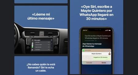 Funcionalidades Siri