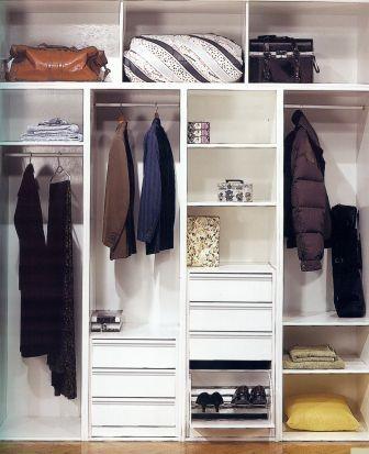 Un armario para dos