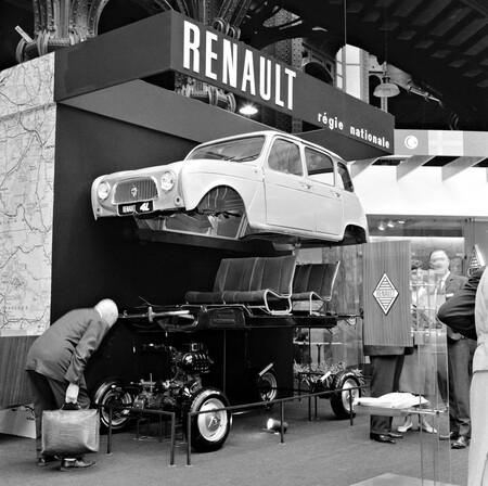 Renault  R4 eléctrico  2025