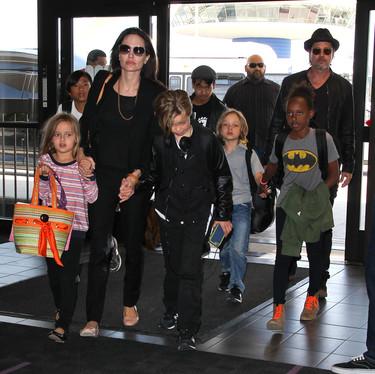 Ya sean Brad y Angelina o unos desconocidos, lo más importante en cualquier separación son los hijos