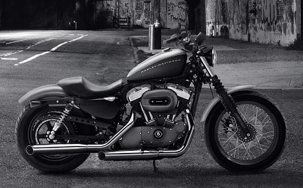 2007 Harley Davidson XL 1200N Sportster Nightster