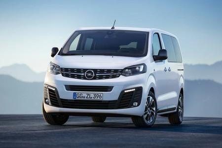El Opel Zafira vivirá sólo como una van comercial con ingeniería de Peugeot