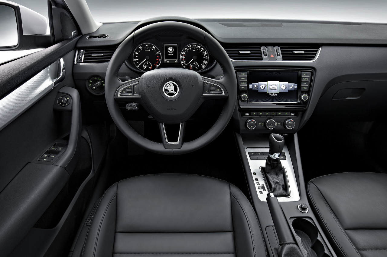 Foto de Škoda Octavia 2013 (4/8)