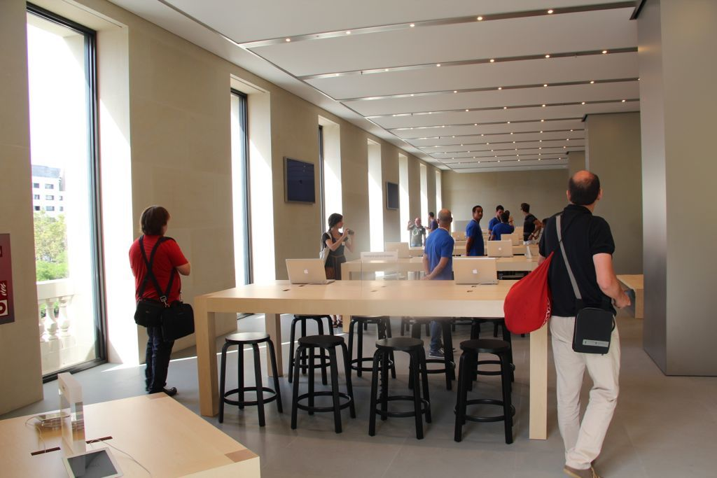 Foto de Apple Store Passeig de Gracia (25/50)