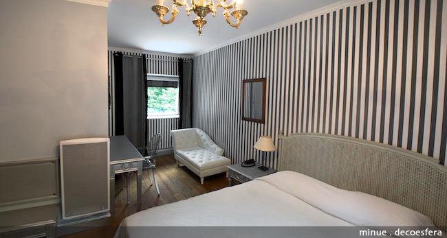 Foto de Château Tertres, historia, tranquilidad y diseño en tu habitación (1/14)