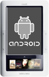 El lector Nook queda al descubierto y enseña el Android que lleva dentro