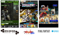 GREE traerá a Android los juegos de Metal Gear, The World Ends With You, Lineage y Final Fantasy