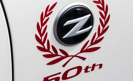 Nissan 370z 50th Anniversary Edition 2019 6