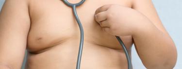 Las cifras de niños obesos en el mundo se ha multiplicado por 10 en los últimos 40 años
