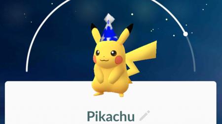 Pokemon Go Pikachu Aniversario 02