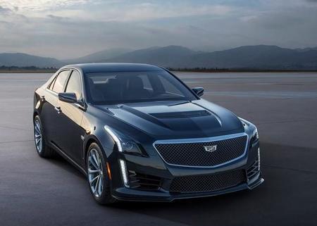 Cadillac Cts V 2016 800x600 Wallpaper 01