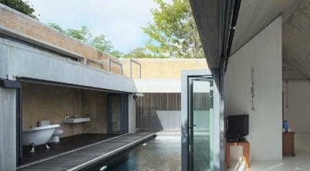 baño al aire libre 2