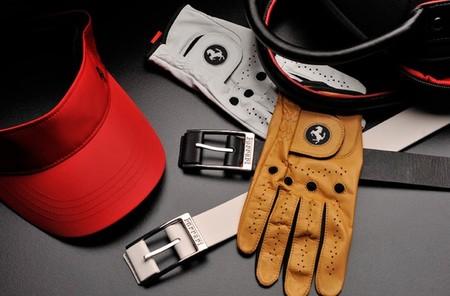 Ferrari y Cobra Puma lanzan una colección especial para golfistas