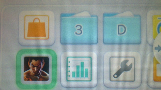 Nintendo 3DS - Carpetas