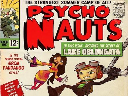 Imagen de la semana: cómics ficticios de videojuegos