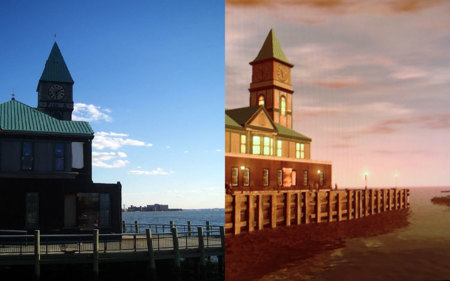 Liberty City vs New York City