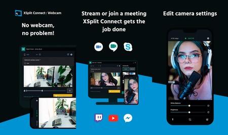 Xsplit Webcam