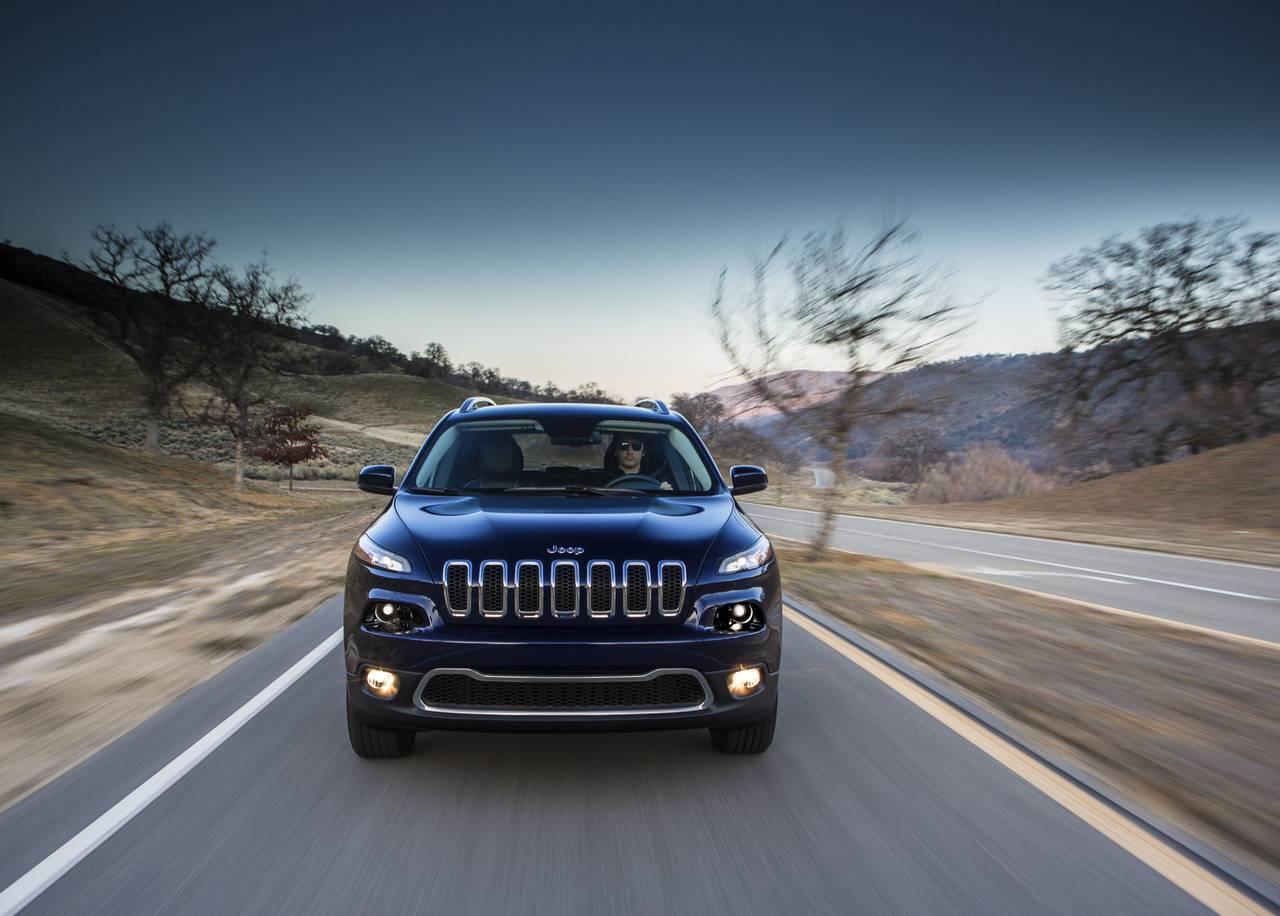 Foto de Jeep Cherokee 2014 (7/28)