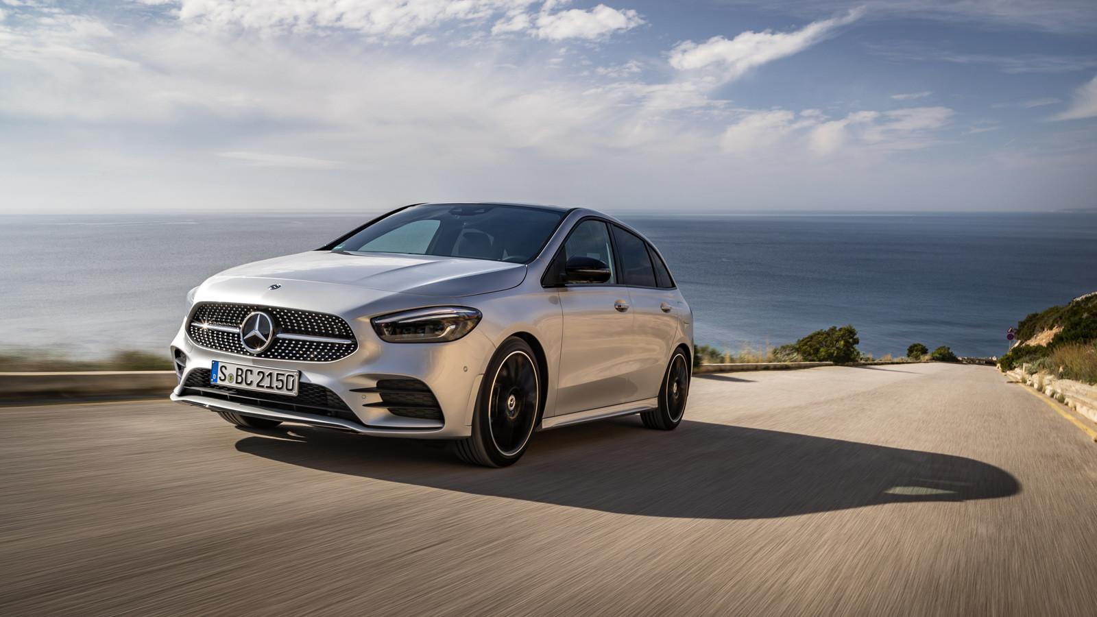Foto de Mercedes-Benz Clase B 2019 (53/157)
