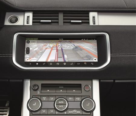 Range Rover Evoque conectividad